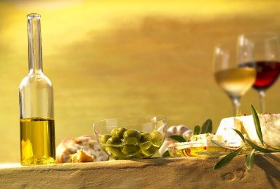 Wine and Oil from Tuscany